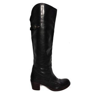 Frye Clara OTK Boots size 10
